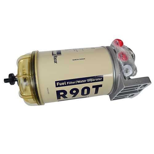R90T fuel water separator with base